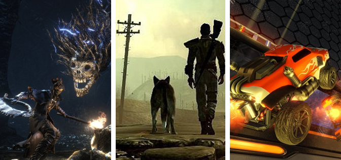 Our Top 3 Games of 2015