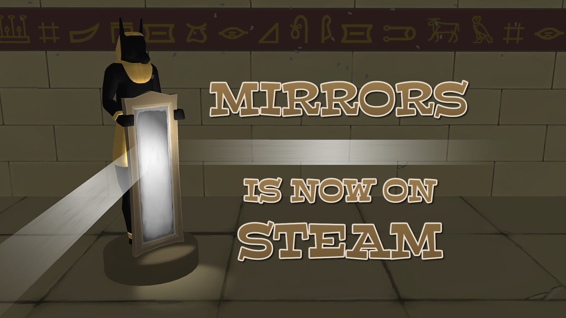 Mirrors is now live on Steam!